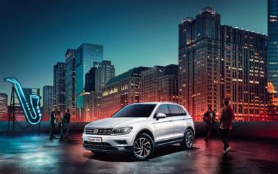 Выгодная покупка Volkswagen Tiguan в Гуд-авто