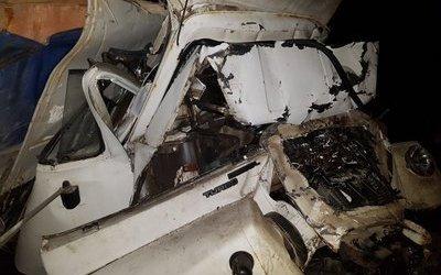 Водителя «ГАЗа» раздавило в ДТП в Башкирии