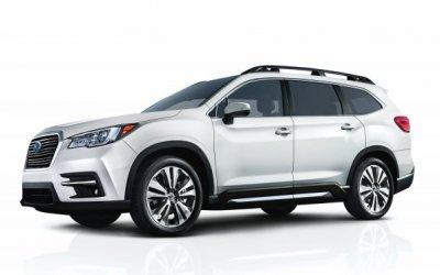 Стали известны цены на новый кроссовер Subaru Ascent