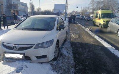 В Екатеринбурге на Высоцкого насмерть сбили мужчину