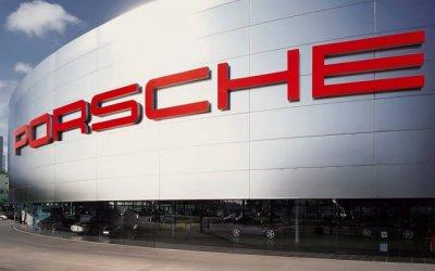 Porsche полностью