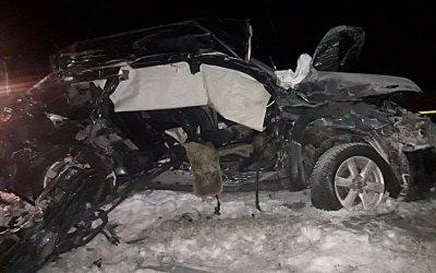 Четыре человека погибли в ДТП в Башкирии