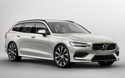 Новый Volvo V60 стал самым вместительным универсалом