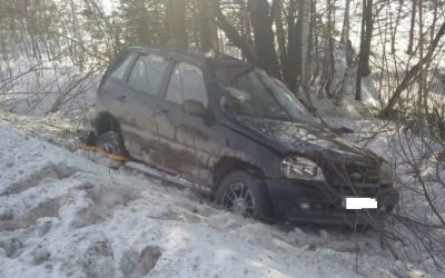Под Сысертью в ДТП погибла женщина-водитель