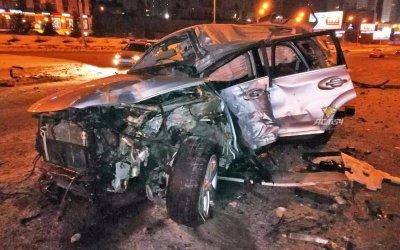 Девушка погибла в ДТП в Новосибирске