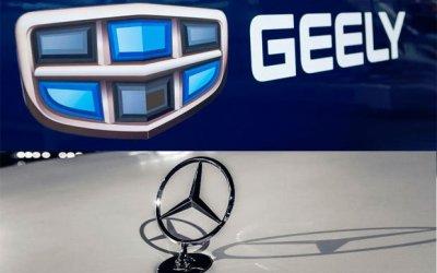 Владелец Geely скупает акции Daimler, чтобы создать большой альянс