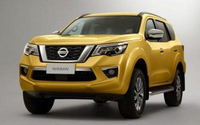 Nissan выпустит новый рамный внедорожник Terra