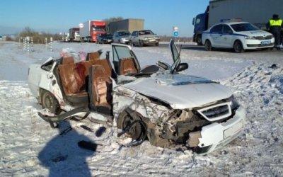 Трое погибших в ДТП в Башкирии оказались иностранцами