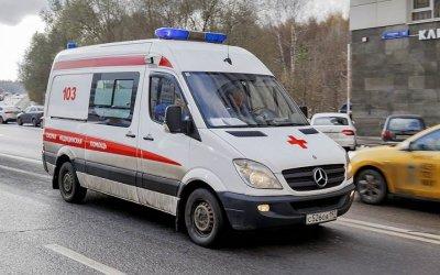 11-месячный ребенок попал в больницу после ДТП в Омске