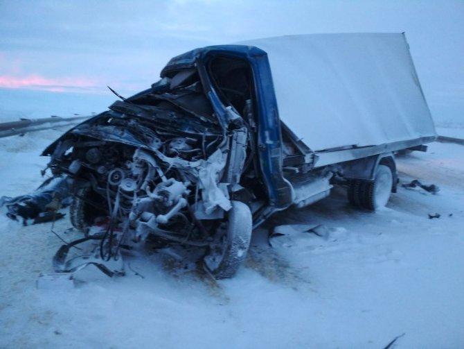 В Орловской области фура насмерть сбила трех человек (2)