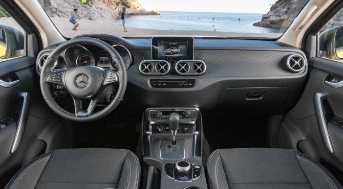 Mercedes-Benz X-Class 9