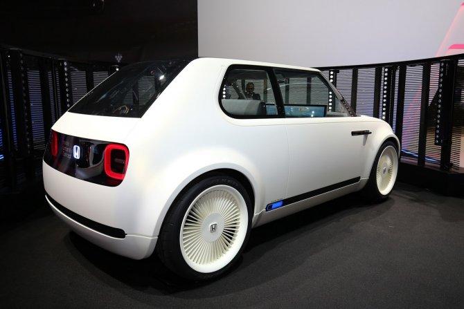 Honda Urban EV в Женеве 1