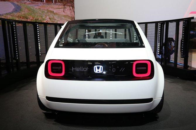 Honda Urban EV в Женеве 2