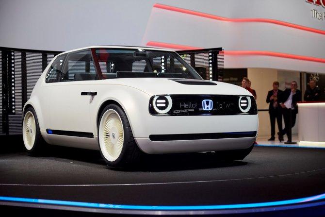 Honda Urban EV в Женеве 4