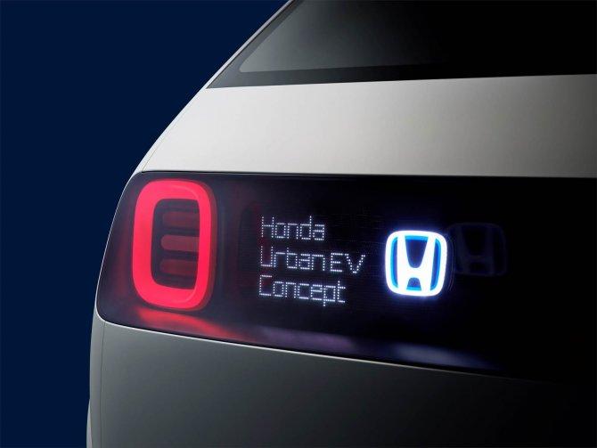 Honda Urban EV в Женеве 9