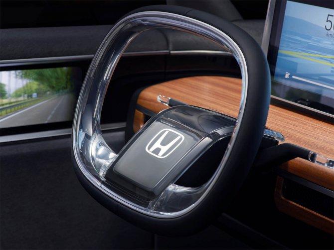 Honda Urban EV в Женеве 7
