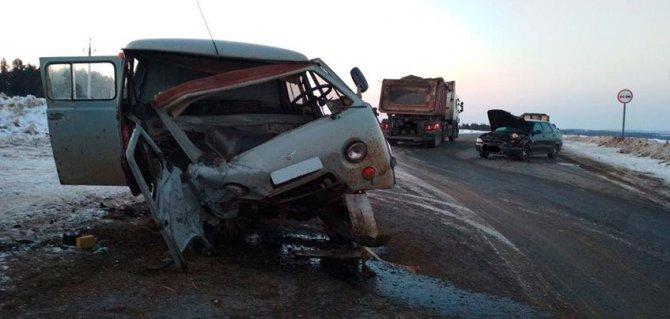 Два человека погибли в ДТП в Сарапульском районе (1)