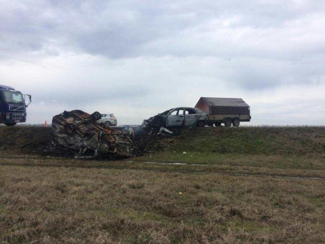 Пять человек пострадали в ДТП с «Газелью» в Краснодарском крае