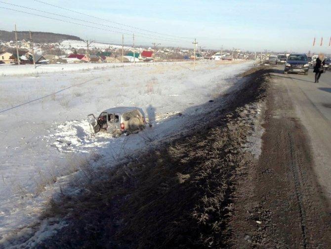 Пьяный водитель устроил массовое ДТП под Самарой
