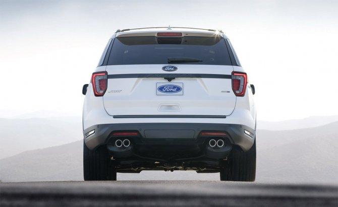 Ford Explorer 2018 2