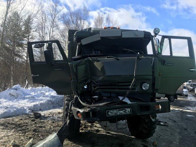 Четыре человека пострадали в массовом ДТП под Северодвинском