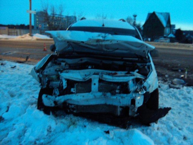 Женщина-водитель погибла в ДТП в Тамбове (1)