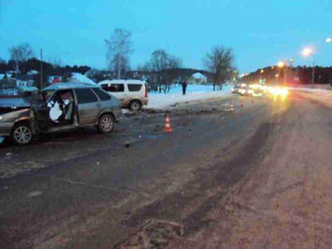 Женщина-водитель погибла в ДТП в Тамбове (5)
