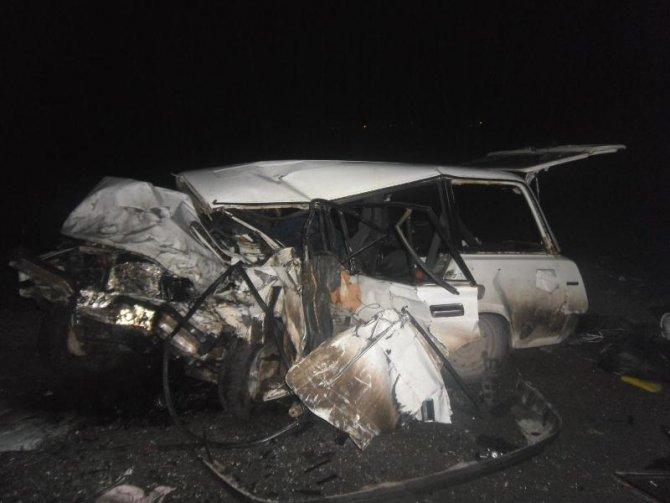 В массовом ДТП в Первомайском районе погиб водитель (1)