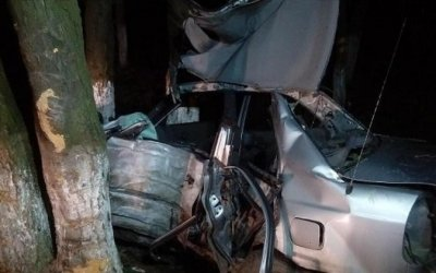 Мужчина и подросток погибли в ночном ДТП в Армавире
