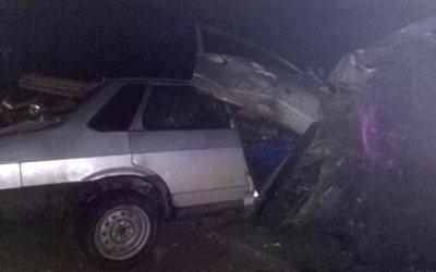Молодой водитель без прав погиб в ДТП под Волгоградом