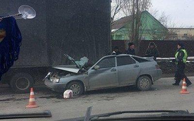 В ДТП в Пензе погибла женщина и пострадал ребенок