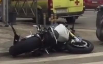 В Краснодаре в ДТП погиб мотоциклист