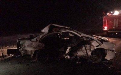 Женщина-водитель погибла в ДТП под Волгоградом