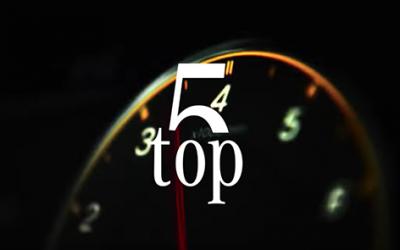 Mercedes составил топ-5 функций своих автомобилей