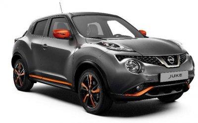 Обновленный Nissan Juke появится в Росиии уже летом