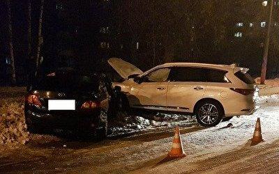 Трое детей пострадали в ДТП в Екатеринбурге