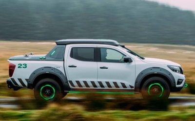 Не заморачиваясь: оффроад-версия Nissan Navara получила название Off-Roader