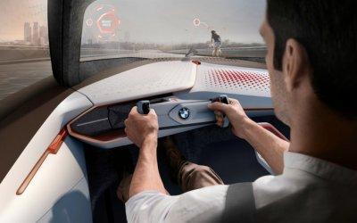 BMW не намерена заниматься разработкой автомобилей без руля и педалей