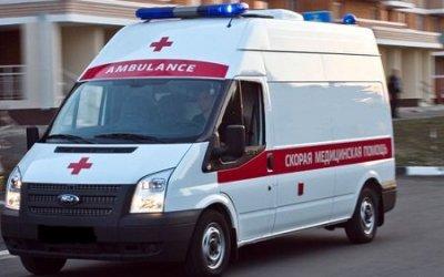 Мужчина и двое детей пострадали в ДТП на западе Москвы
