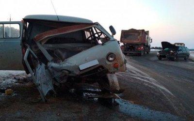 Два человека погибли в ДТП в Сарапульском районе