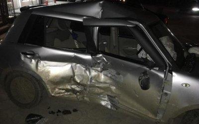 11-летний мальчик пострадал в ДТП в Ипатово Ставропольского края