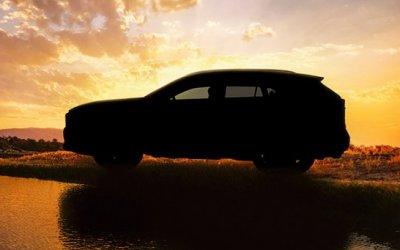 Toyota опубликовала официальный тизер нового поколения RAV4