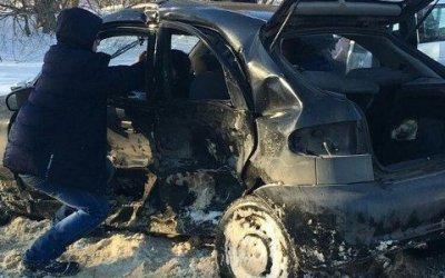В Новомосковске молодой водитель устроил ДТП с пострадавшими