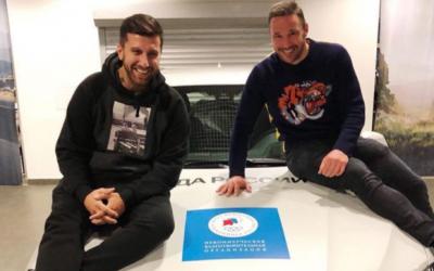 Илья Ковальчук продал подаренную за победу в Олимпиаде BMW Х5 через Instagram