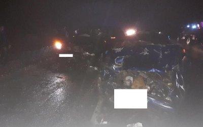 Молодой водитель погиб в массовом ДТП на Ставрополье