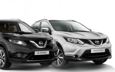 Nissan наладит вРоссии производство обновленных кроссоверов Qashqai иX-Trail