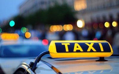 В Москве такси сбило женщину