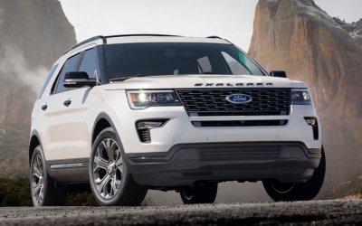 Новый Ford Explorer появится в России уже весной