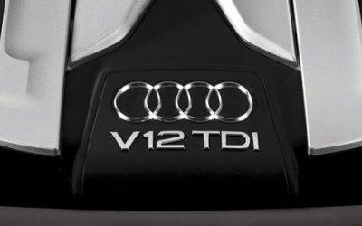В Audi вынуждены отказаться от мощных 12-цилиндровых двигателей