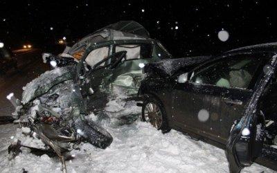 Два человека погибли в ДТП под Екатеринбургом
